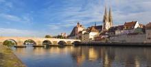 Danubio, Regensburg