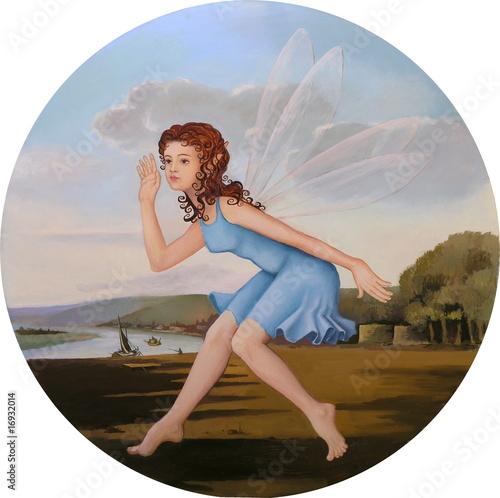 Fototapeta premium Fairy