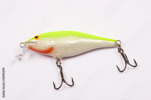 Photo Wobbler Shallow Shad Rap
