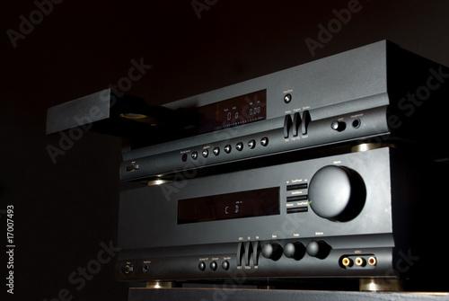 Fotografía  Hi-Fi Audio System