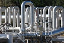 Geothermal Energy Steam Pipes