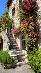 Fototapetathe famous village of Saint-Paul France