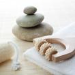 galets ambiance zen massage
