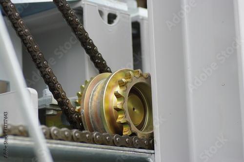 Fotografía  歯車とチェーン