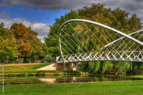 Photo The Butterfly Bridge