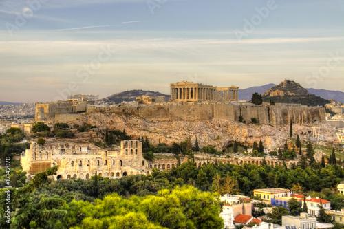 fototapeta na ścianę Acropolis