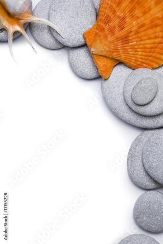 Akustikstoff - Piedras y Conchas