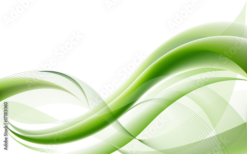 Photo Stands Fractal waves eco waves