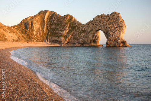 Photo  Durdle Door Sea Arch, Dorset
