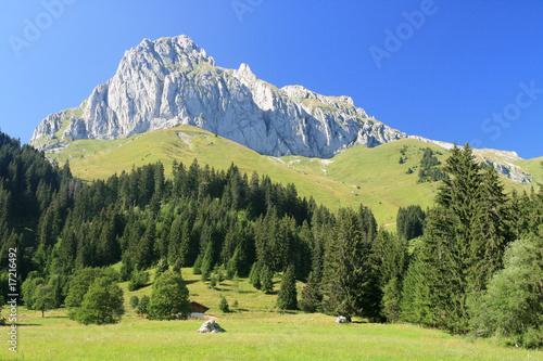 Fotografia Les Cornettes de Bise (alt 2432 m)
