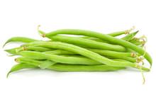 Green Beans Pile