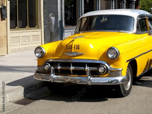 stara-zolta-taksowka