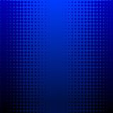 Darkblue halftone vector background