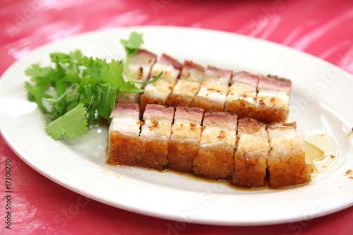 Fototapety, obrazy: Chinese roast pork