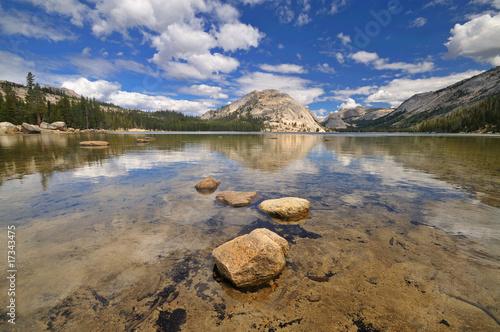 Fotografie, Obraz  Tenaya Lake