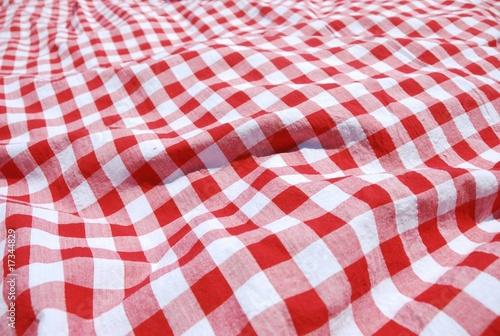 Stickers pour portes Pique-nique picnic cloth