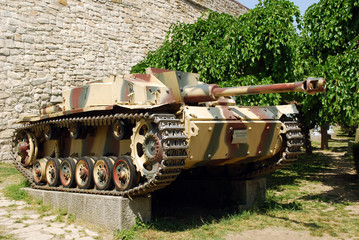 FototapetaGermany tank from WWII