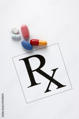 Fotografia  Colorful meds