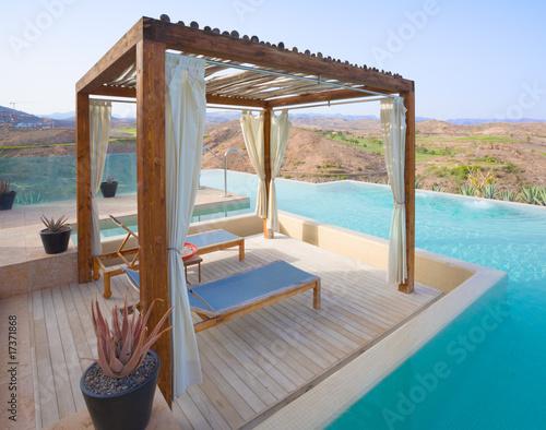 Fotografia  Luxury Pergola
