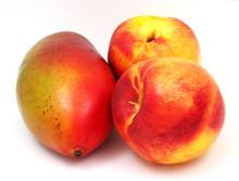 Mango And Two Nectarines