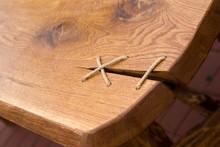 Darn Wooden Board