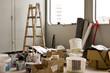 canvas print picture - Malerarbeiten, Renovierung