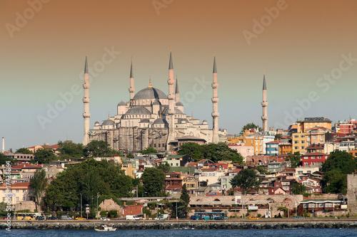 Fényképezés  Blaue Moschee