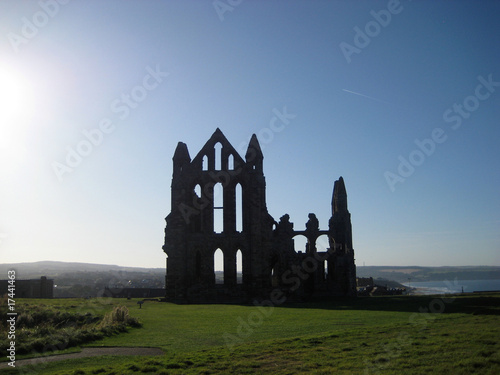 Poster Taupe Whitby Abbey