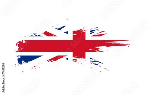 Obraz na plátne British flag