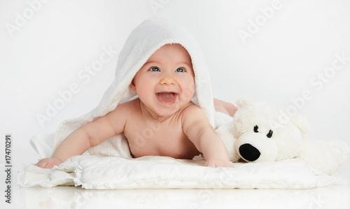little child baby #17470291