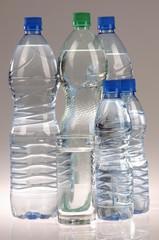 woda w butelkach