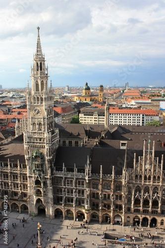 Fototapety, obrazy: Rathaus