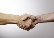 Poignée De Main Accord