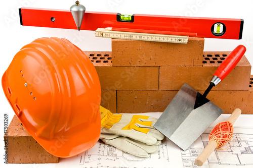 Fotografía  Haus bauen