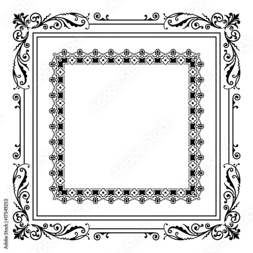 ornate frame vector buy this stock vector and explore similar