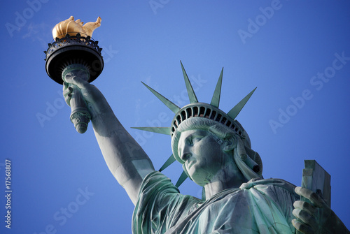 Photo The Stature Of Liberty