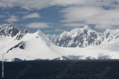 Peaks in Antarctica