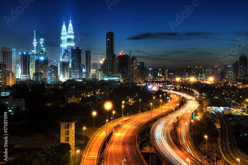 Kuala Lumpur. Poster
