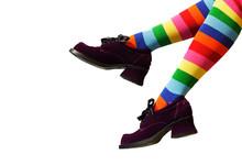 Crazy Clown Feet