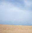plage et ciel