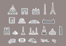 PLAN TOURISTIQUE PARIS- Monume...