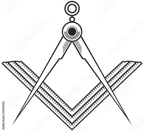 Fotografija  Square and Compass
