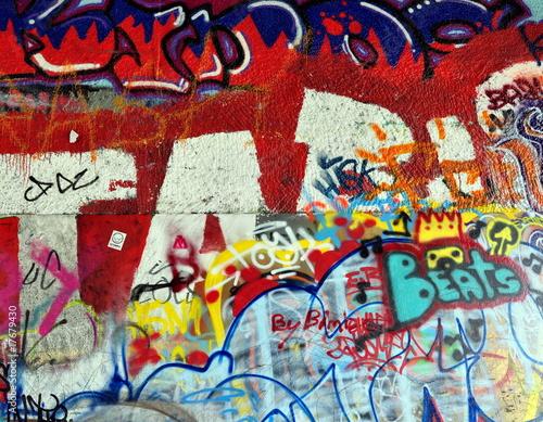 Photo Stands Graffiti pêle-mêle