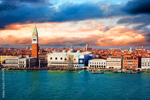 Foto op Canvas Venice Venezia - travel romantic pleace