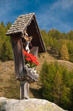 Marterl Wayside Cross Shrine Austria