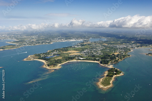 Fotografie, Obraz  Pointe de Men er Bellec, St Philibert, Baie de Quiberon (56)