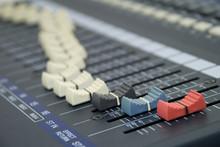 Recording  Level Control Close Up