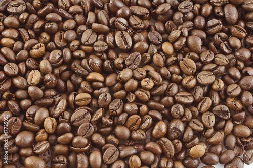 Fotobehang Koffiebonen chcchi caffè