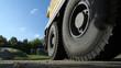 LKW-Reifen Hinterachse