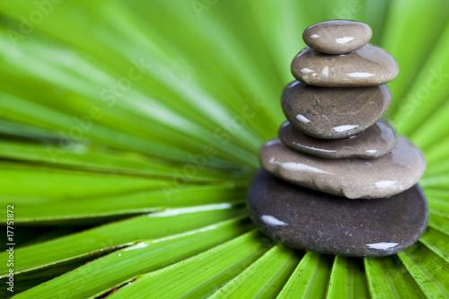 Photo  Stone pillar, zen